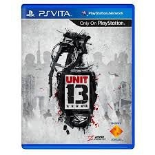 Usado Jogo PS Vita Unit 13 - Sony