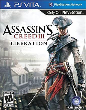 Jogo PS Vita Assassins Creed 3: Liberation - Ubisoft