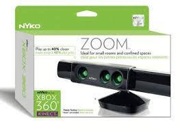 Zoom Para Sensor Kinect Xbox 360 - Nyko