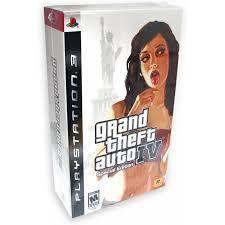 Usado Jogo PS3 Grand Theft Auto GTA IV Special Edition - Rockstar