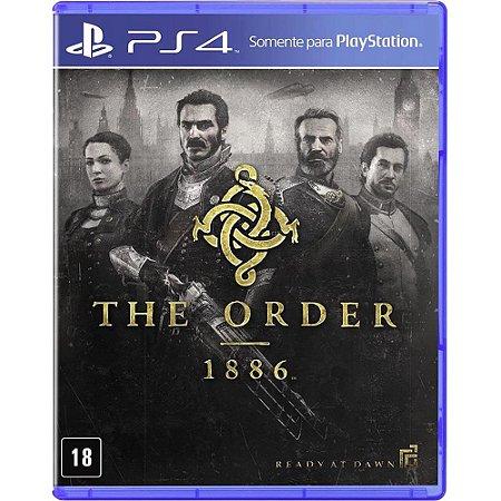 Jogo PS4 The Order: 1886 - Sony