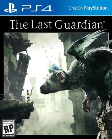 Usado Jogo PS4 The Last Guardian - Sony