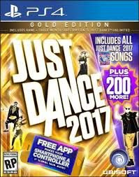 Jogo PS4 Just Dance 2017 - Ubisoft