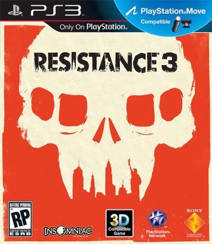 Usado Jogo PS3 Resistance 3 - Sony