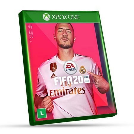 Usado Xbox One FIFA 20 - Sony