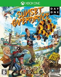 Jogo Xbox One Sunset Overdrive - Microsoft
