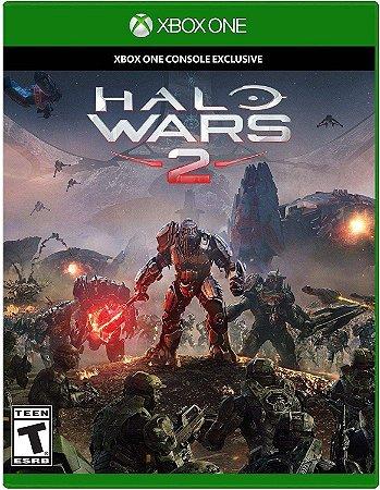 Usado Jogo Xbox One Halo Wars 2 - Microsoft