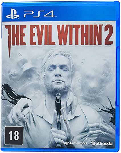 Usado Jogo PS4 The Evil Within 2 - Bethesda
