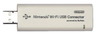 Usado Acessório Nintendo Wii Conector USB Wi-Fi Para Wii e DS - Nintendo