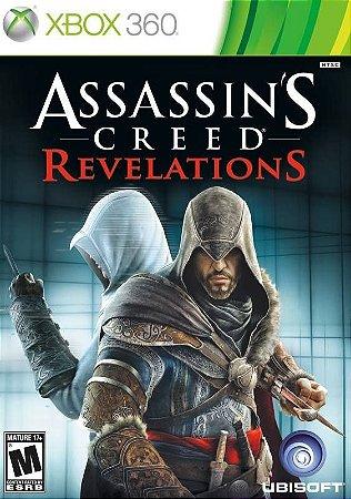 Usado Jogo XBOX 360 Assassins Creed Revelations - Ubisoft