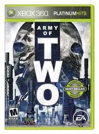Usado Jogo Xbox 360 Army Of Two - Electronic Arts