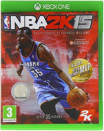 Jogo Xbox One NBA 2K15 - 2K Sports