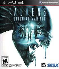 Jogo PS3 Aliens Colonial Marines - Sega