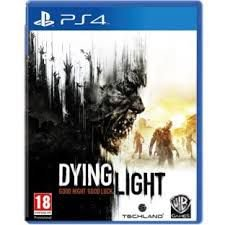 Usado Jogo PS4 Dying Light - Warner Bros Games