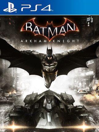 Usado Jogo PS4 Batman Arkham Knight - Warner Bros Games