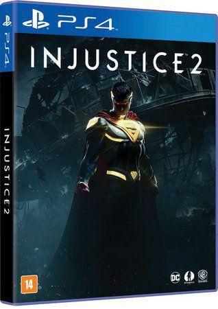 Usado Jogo PS4 Injustice 2 - Warner Bros Games