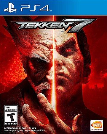 Usado Jogo PS4 Tekken 7 - Bandai Namco