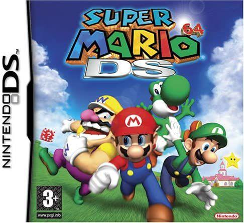 Jogo Nintendo DS Super Mario 64 - Nintendo