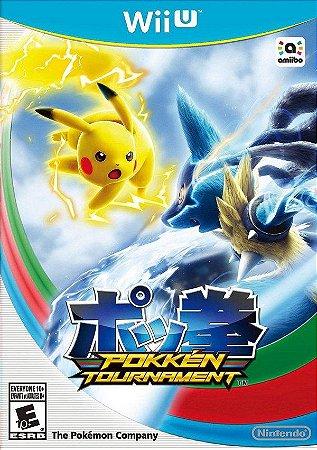 Usado Jogo Nintendo Wii U Pokken Tournament - Nintendo