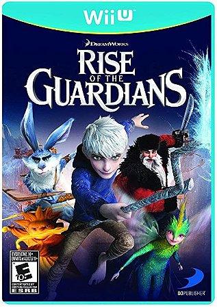 Usado Jogo Nintendo Wii U Rise of the Guardians - Dreamworks