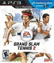 Usado Jogo PS3 Grand Slam Tennis 2 - EA Sports