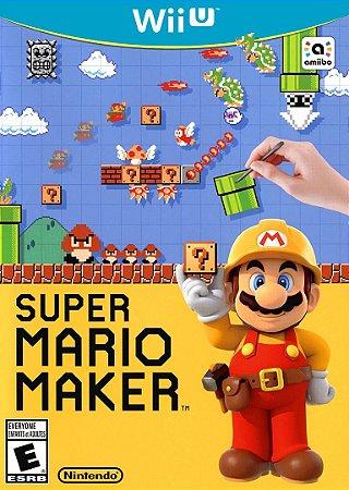 Usado Jogo Nintendo Wii U Super Mario Maker - Nintendo