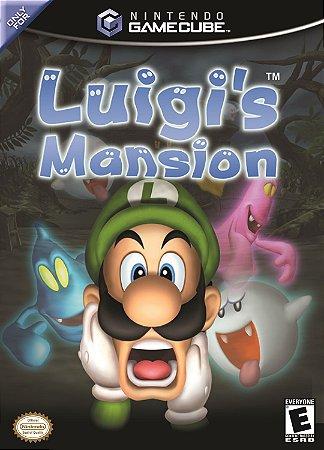 Usado Jogo Nintendo GameCube Luigi's Mansion - Nintendo