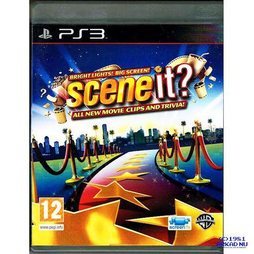 Usado Jogo PS3 Scene It?  - Sony