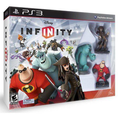 Jogo PS3 Disney Infinity Starter Pack    Caixa - Disney