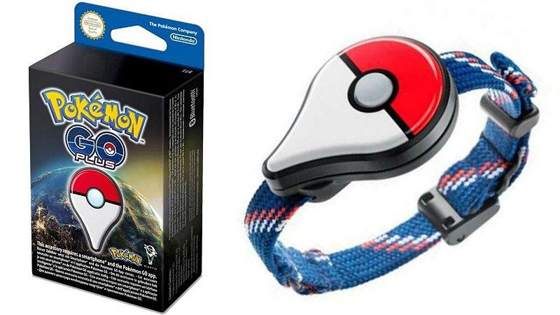 Usado Pokemon Go Plus Red - Nintendo