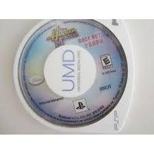 Usado Filme PSP UMD Hannah Montana Rock Out the Show - Sony