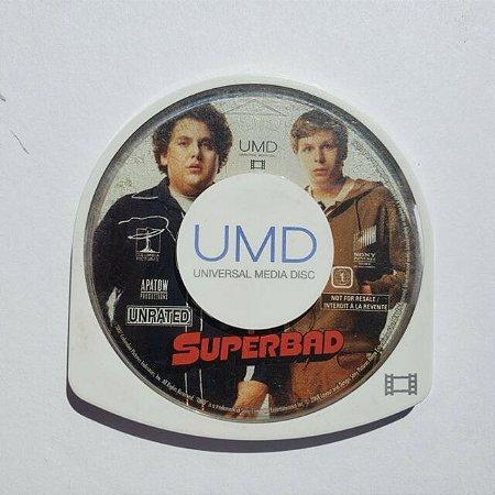 Usado Filme PSP UMD Superbad - Sony