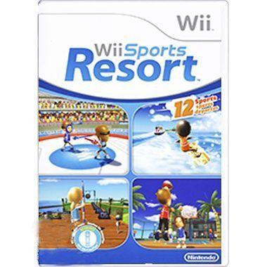 Jogo Nintendo Wii Sports Resort - Nintendo