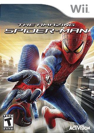 Usado Jogo Nintendo Wii The Amazing Spider Man (Somente o game) - Activision