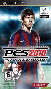 Usado Jogo PSP PES 2010 - Konami