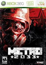 Jogo Xbox 360 Metro 2033 - THQ
