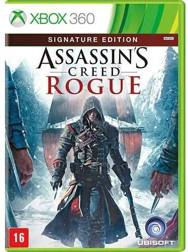 Usado Jogo Xbox 360 Assassins Creed Rogue - Ubisoft
