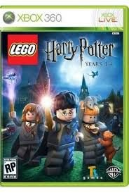 Usado Jogo Xbox 360 Lego Harry Potter Years 1-4 - Warner Bros Games