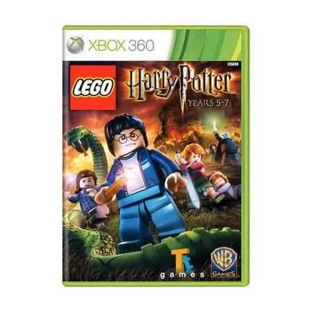 Usado Jogo Xbox 360 Lego Harry Potter Years 5-7 - Warner Bros Games