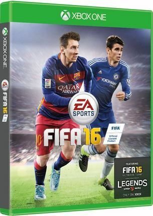 Jogo Xbox One Fifa 16 - EA Sports