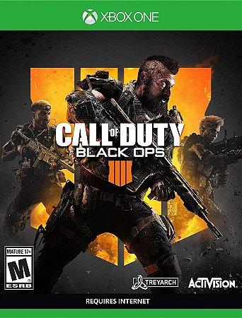 Usado Jogo Xbox One Call of Duty Black Ops 4 - Activision