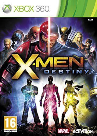 Usado Jogo Xbox 360 X-Men Destiny - Activision