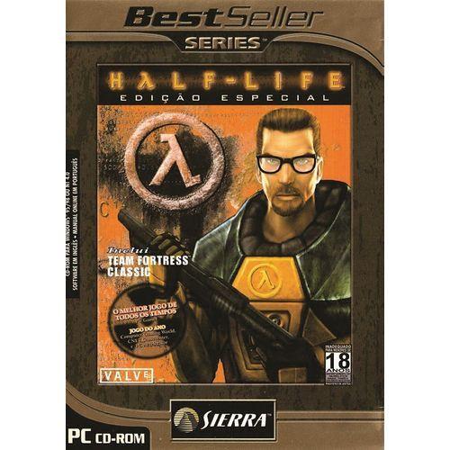 Jogo PC Half Life - Valve
