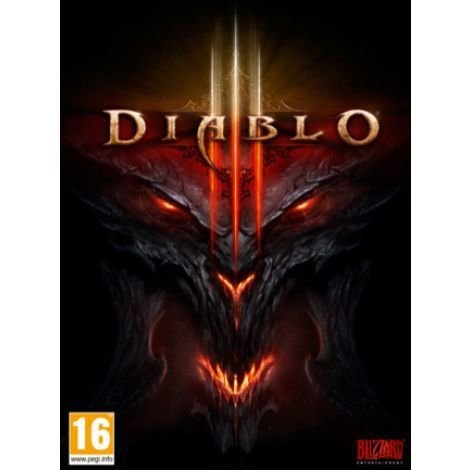 Jogo PC Diablo 3 - Blizzard