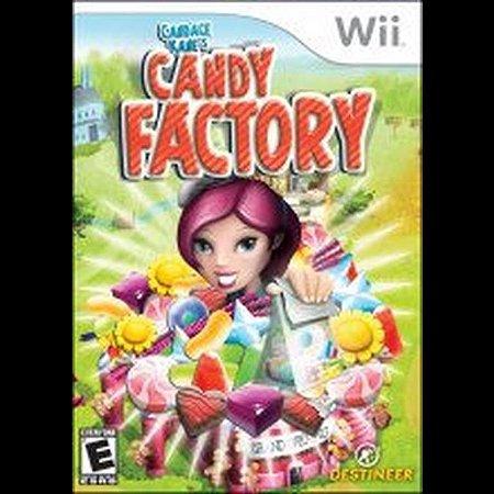 Jogo Nintendo Wii Candace Kane's Candy Factory - Destineer