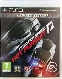Usado Jogo PS3 Need For Speed: Hot Pursuit Limited Edition - EA Sports