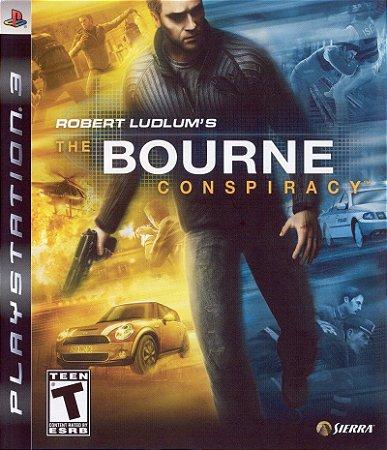 Usado Jogo PS3 The Bourne Conspiracy - Sierra