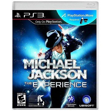 Jogo PS3 Michael Jackson The Experience - Ubisoft