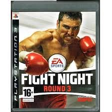 Usado Jogo PS3 Fight Night Round 3 - EA Sports
