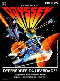 Usado Jogo Odyssey Defensores da Liberdade - Philips